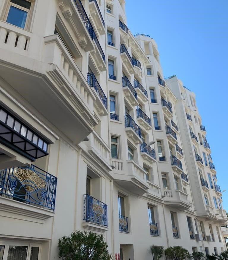 Hôtel Martinez- Cannes- Agence Côte d'Azur- 2021